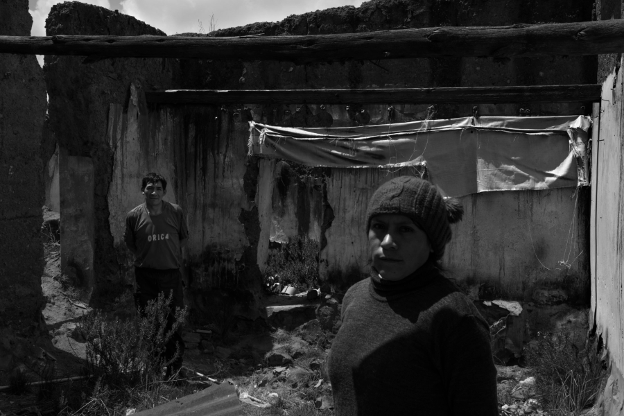 Peru Cerro Pasco contaminacion minera la-tinta
