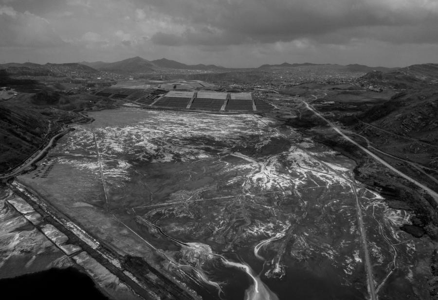 Peru Cerro Pasco minera agua la-tinta