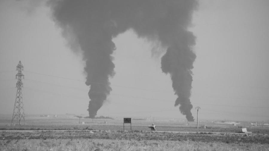 Rojava Ain Issa bombardeos la-tinta