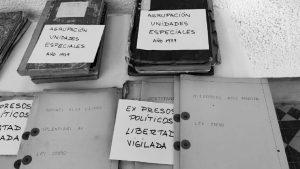 Santa Fe: aparecieron expedientes de la Policía de entre los años 60 y 90 en una casa abandonada