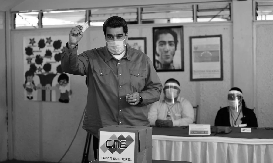 Venezuela Nicolas Maduro elecciones parlamentarias la-tinta