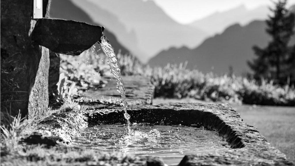 agua-montaña