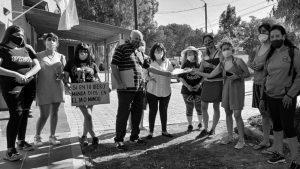 """Santa Ana """"pro-vida"""": la asamblea feminista de Santa Ana presentó una carta al Concejo argumentando contra la propuesta"""