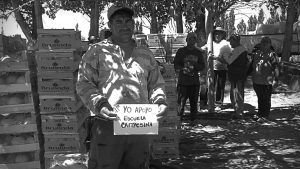 """Mendoza: la Escuela Campesina de Agroecología """"nació de la lucha, por eso se defiende"""""""