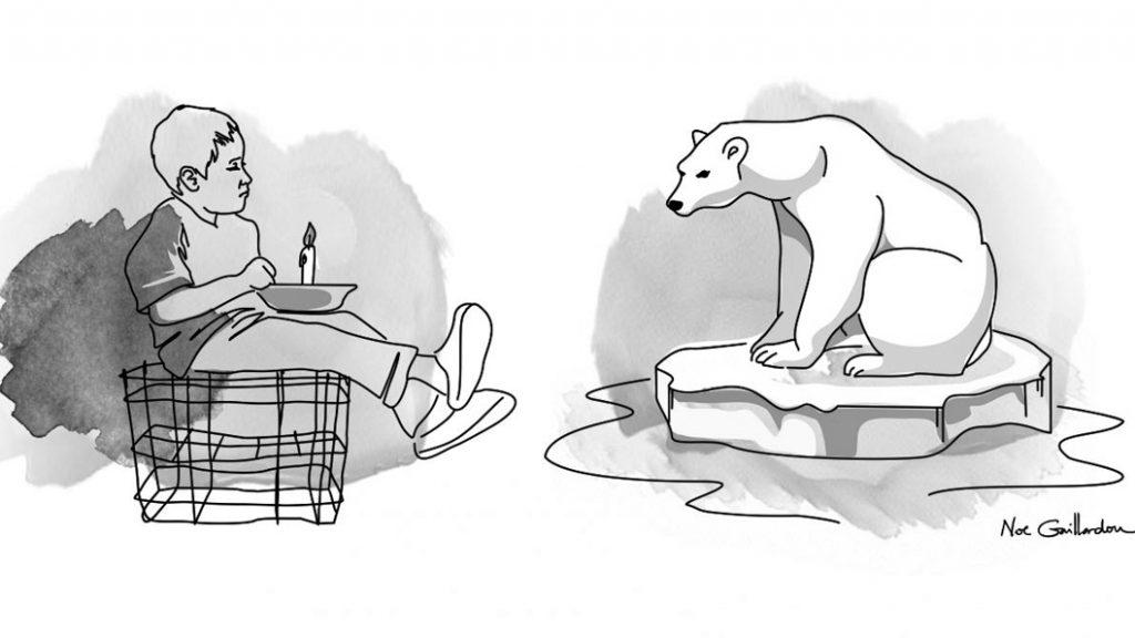ilustración-Cambio-climatico