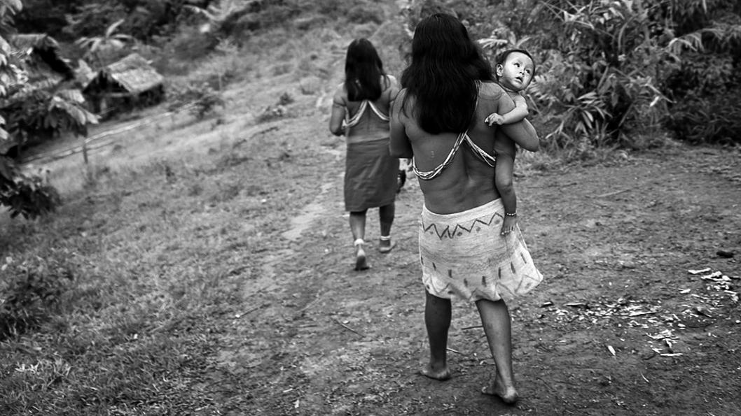 mulhers-matses-michiel-van-nimwegen-Amazonas-Brasil-Evangelicos