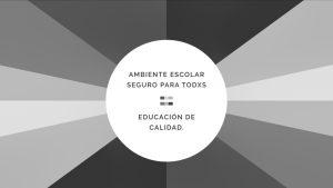 Sistema educativo de la región discrimina y expulsa a personas LGBTI+