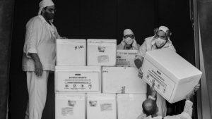 La vacuna Sputnik V ya llegó a todo el país