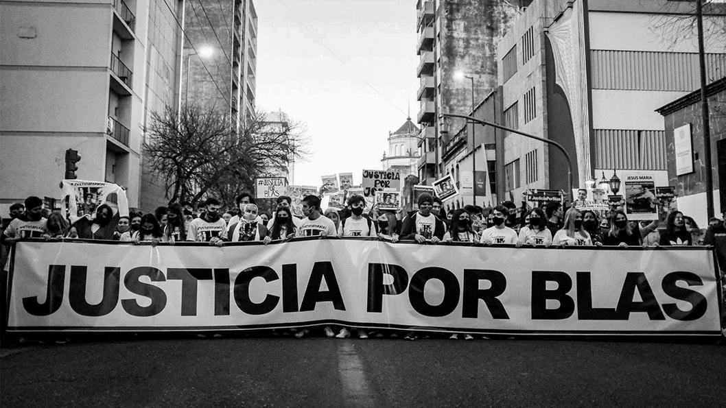 violencia-policial-gatillo-facil-Valentino-Blas-Correas-marcha