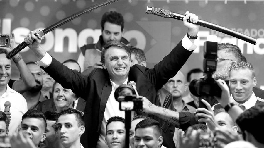Brasil Jair Bolsonaro violencia de la derecha la-tinta