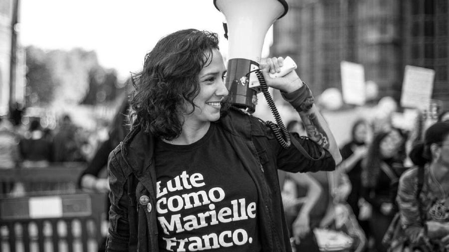 Brasil Monica Benicio concejala la-tinta