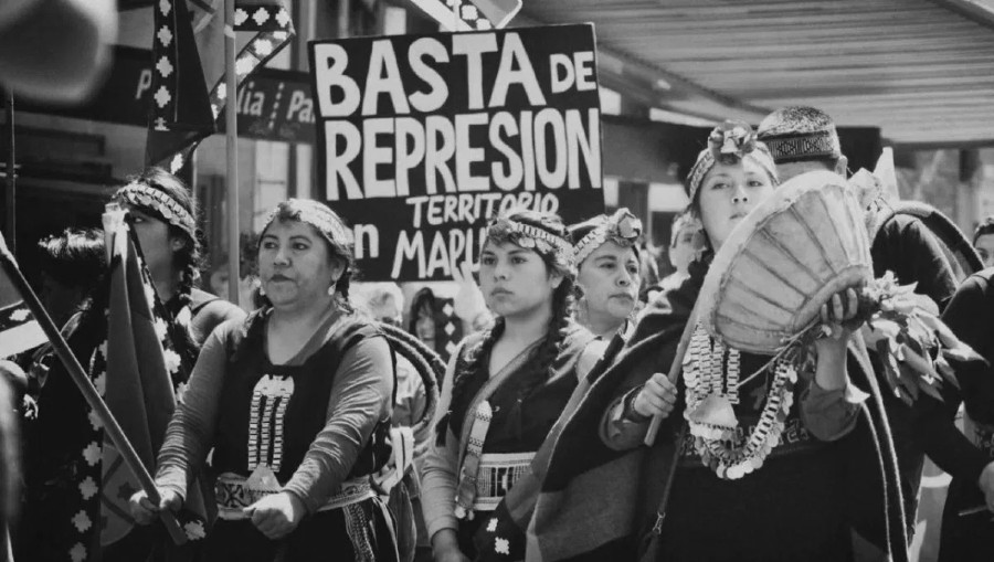 Chile mujeres mapuche movilizacion la-tinta(1)