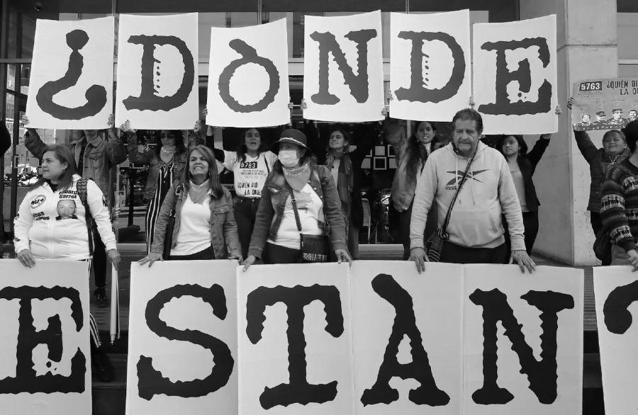 Colombia falsos positivos familiares la-tinta