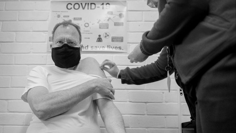 Coronavirus vacunacion en occidente la-tinta