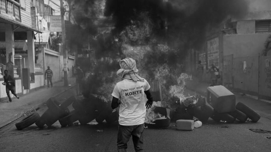 Haiti protestas 2021 la-tinta