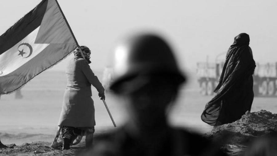 Sahara Occidental mujeres ocupacion marroqui la-tinta