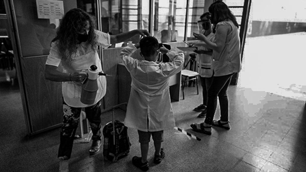 vuelta-clases-pandemia-covid-educación-salud