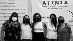 Nace ATENEA, primera federación de cooperativas de mujeres y diversidades