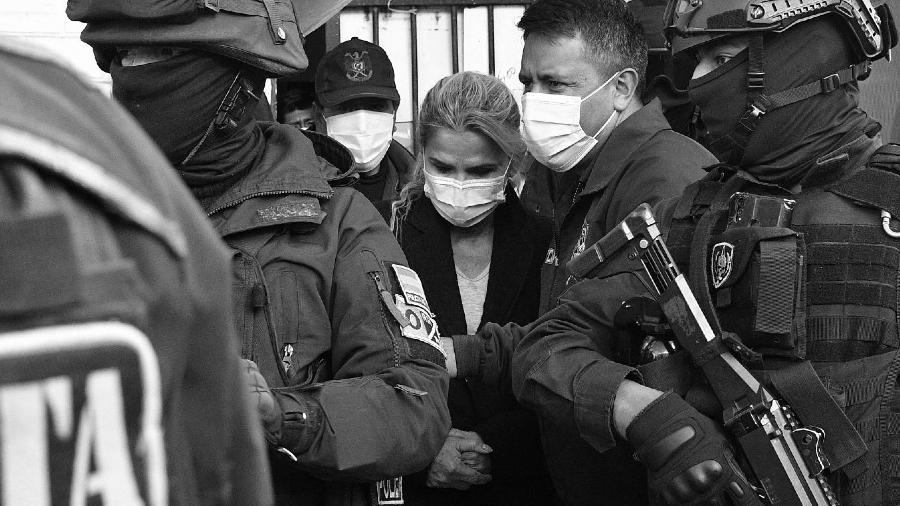 Bolivia Jeanine Añez detenida la-tinta
