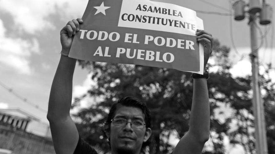 Chile asamblea constituyente la-tinta