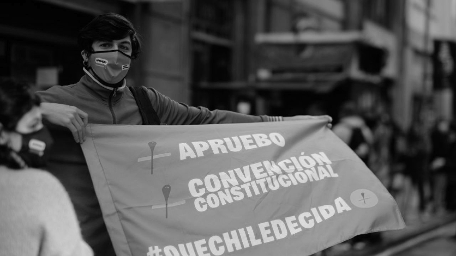 Chile constituyente ya la-tinta