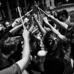 Comparsa Chirivá: el candombe, esa necesaria reunión de gentes