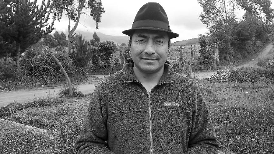 Ecuador Leonidas Iza MICC la-tinta