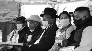 El movimiento campesino-indígena de Ecuador se posiciona frente a la encrucijada electoral