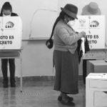 Ecuador: el laberinto hacia el ballotage y las dos antinomias