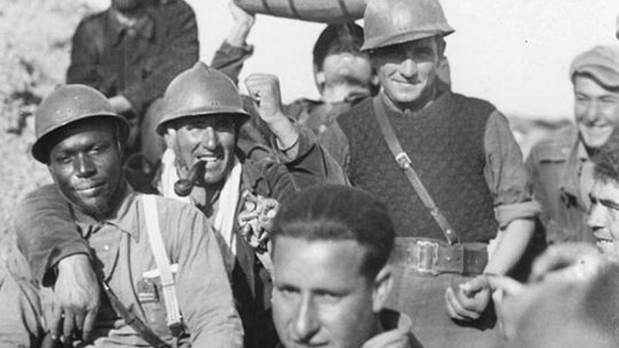 España Guerra Civil republicanos la-tinta