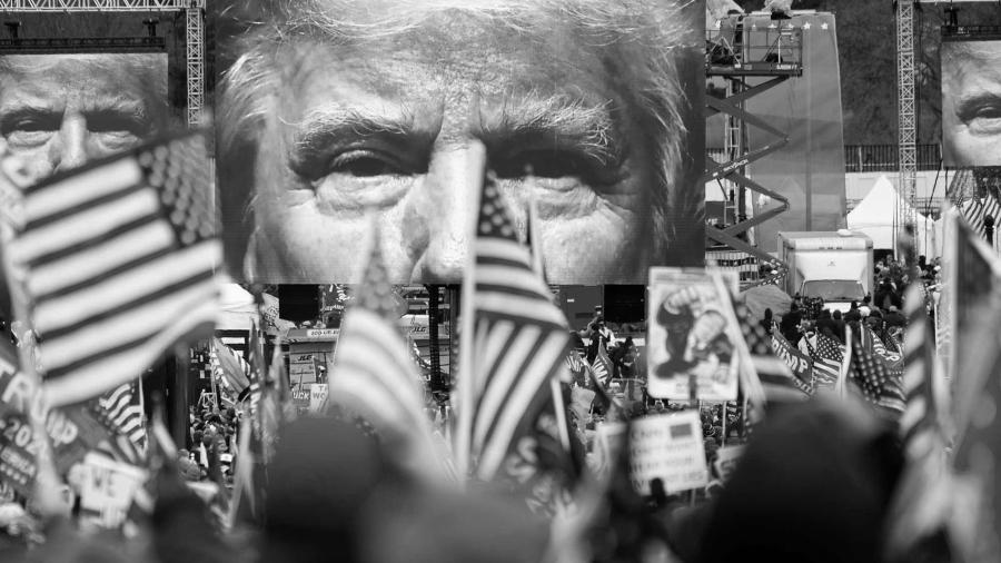 Estados Unidos Trump Save America la-tinta