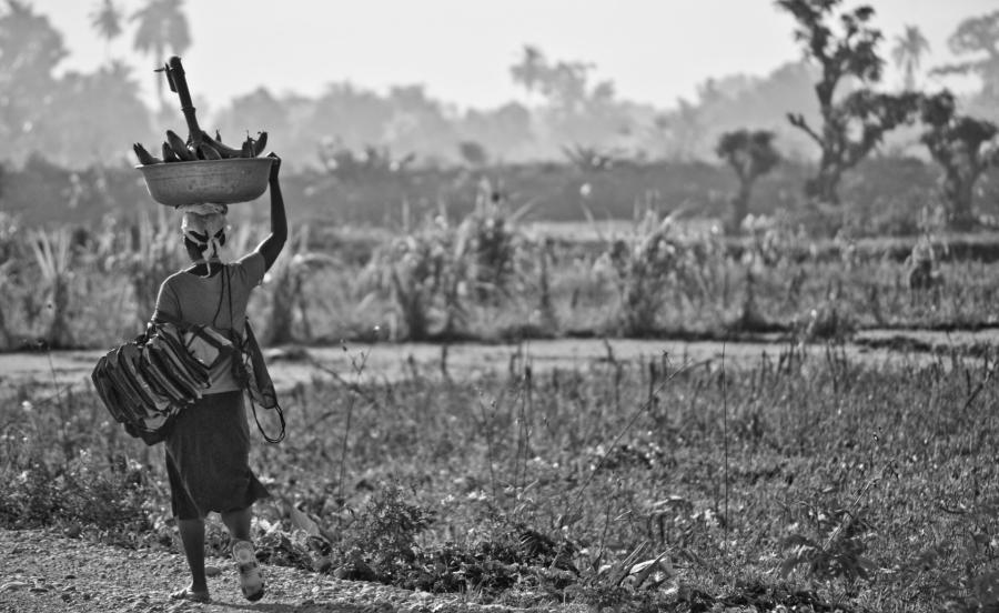 Haiti campesinado mujeres la-tinta