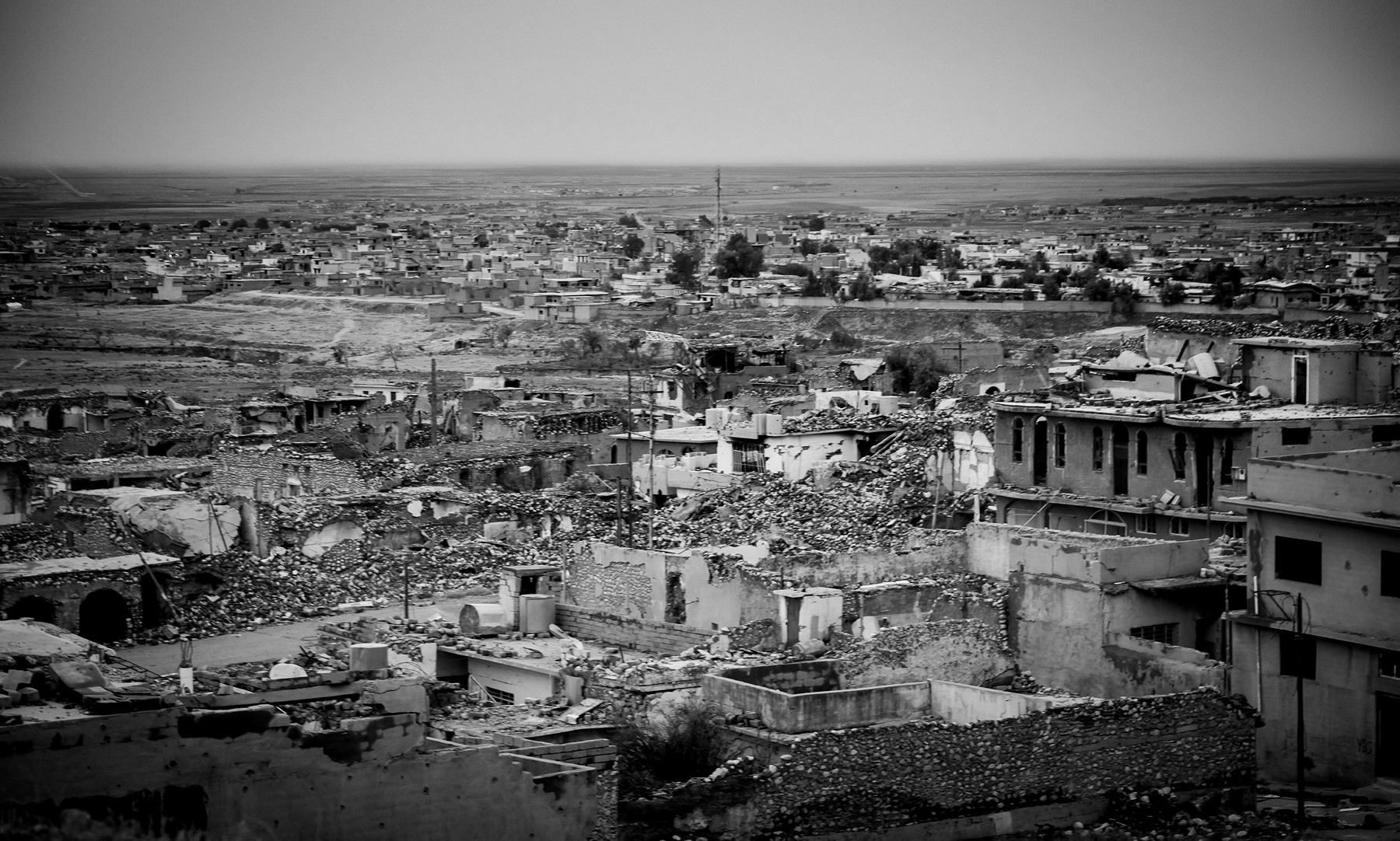 Irak Shengal la-tinta