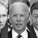 Geopolítica a tres bandas