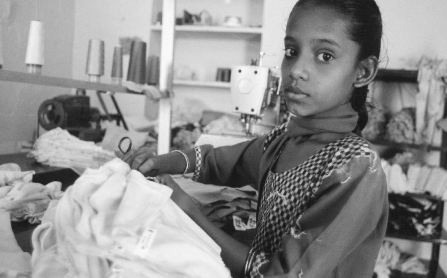 Marruecos talleres textiles ilegales la-tinta