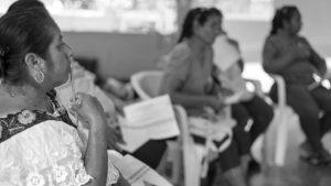Mujeres indígenas y campesinas denuncian impactos de la palma aceitera en Chiapas