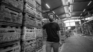 """Nahuel Levaggi: """"Para bajar el precio de la fruta y la verdura, hay que cambiar el modelo"""""""