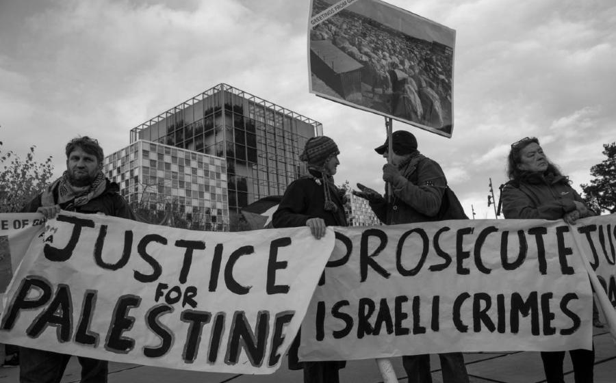 Palestina justicia por crimenes de guerra la-tinta