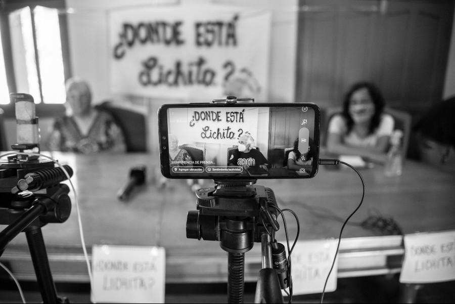 Paraguay conferencia de prensa lichita la-tinta