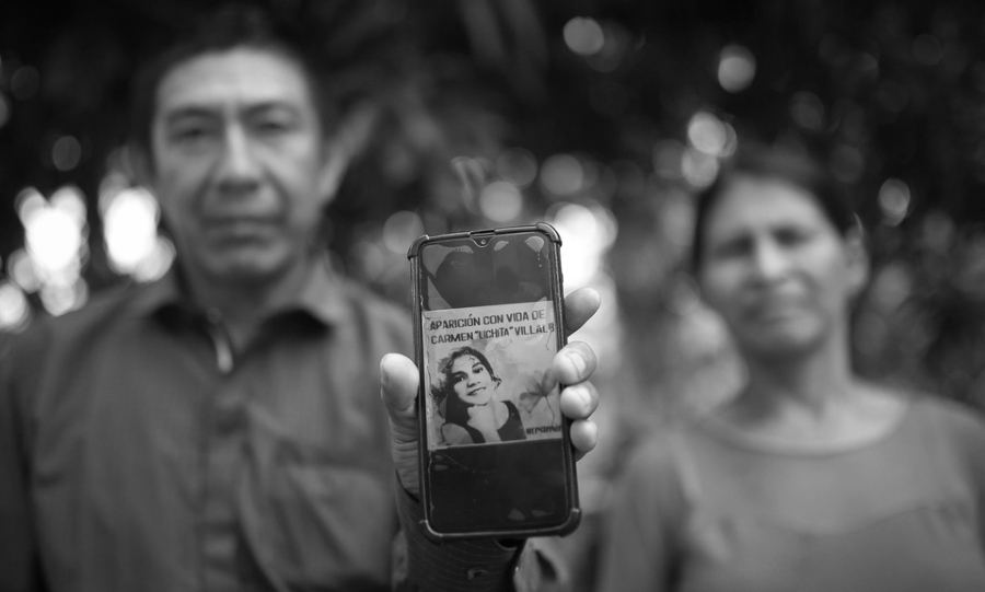 Paraguay lichita busqueda la-tinta