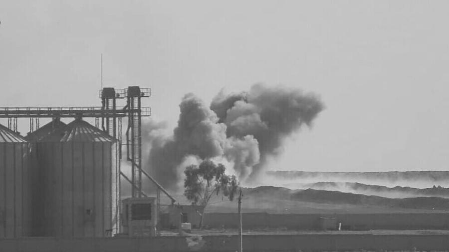 Rojava Ayn Issa ataques turcos la-tinta