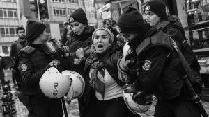 La represión de cada día en Turquía