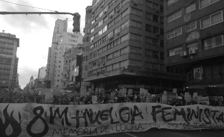 Uruguay 8M 2019 la-tinta