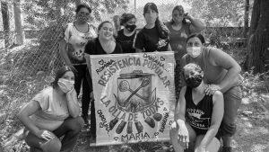 """Mujeres organizadas en La Calera: """"Si hay hambre, les hijes son de todes"""""""