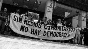 """""""La actual distribución de la pauta oficial perpetúa la concentración y la disparidad"""""""