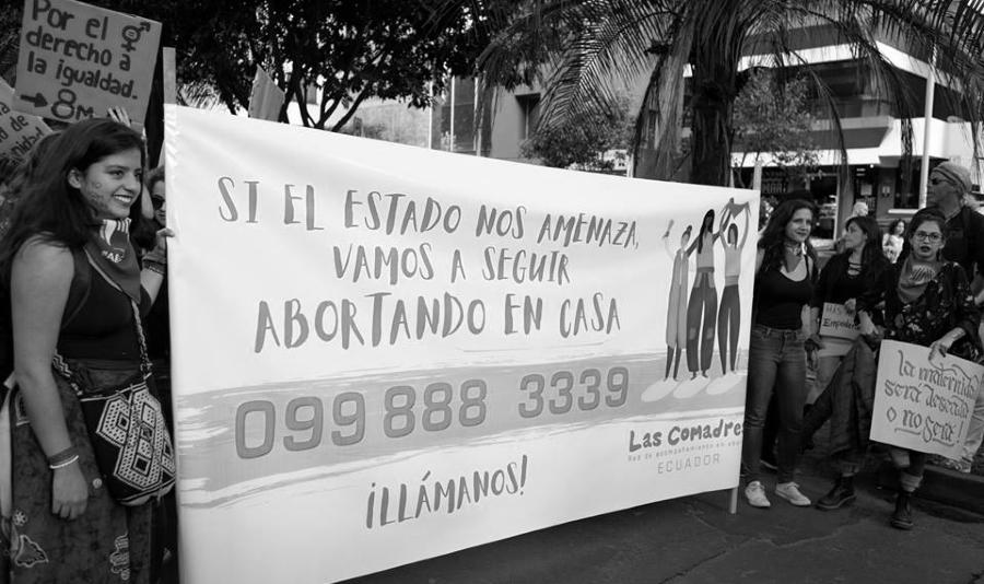 ecuador las comadres feminismo la-tinta