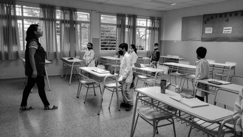 educación-clases-pandemia-protocolo-covid-cordoba