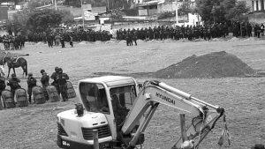 Jujuy: represión contra vecines y militarización del barrio Campo Verde