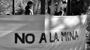 Chubut: suspendieron la sesión que pretendía aprobar proyecto minero