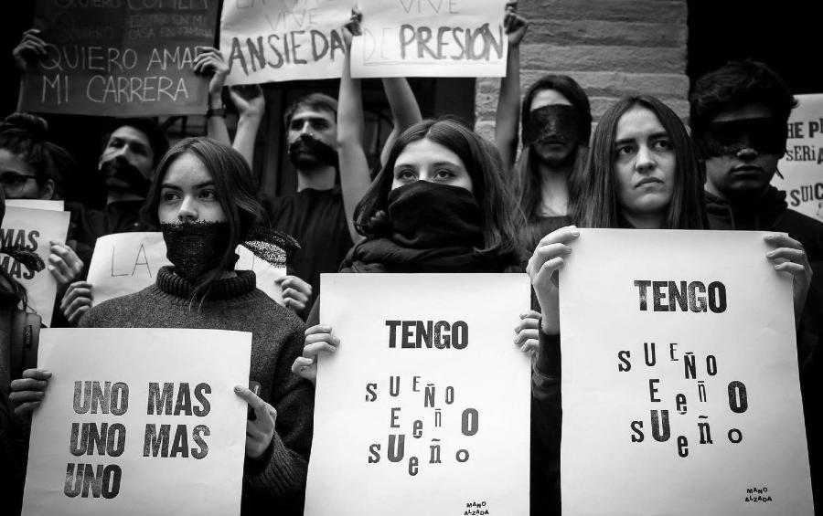 Chile Salud Mental la-tinta